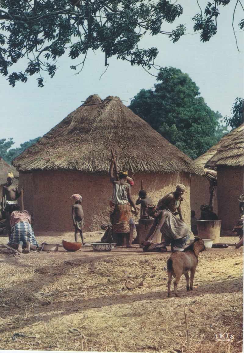 Liberia_TypicalVillage