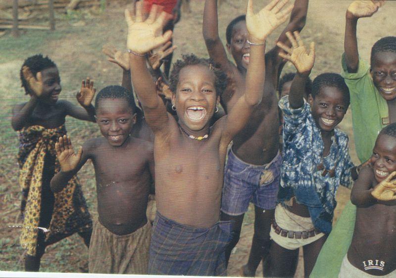 Liberia_TypicalChildren